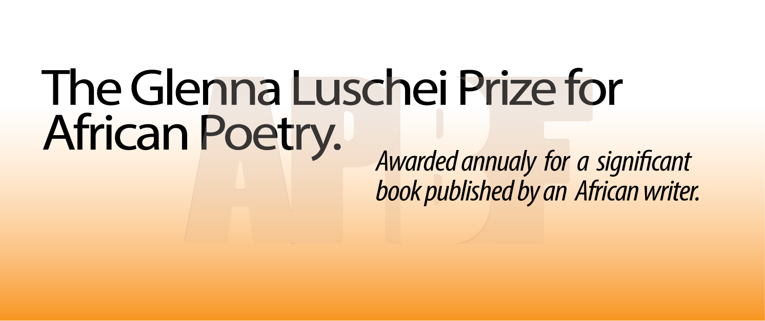 Glenna Luchei Prize for African Poetry