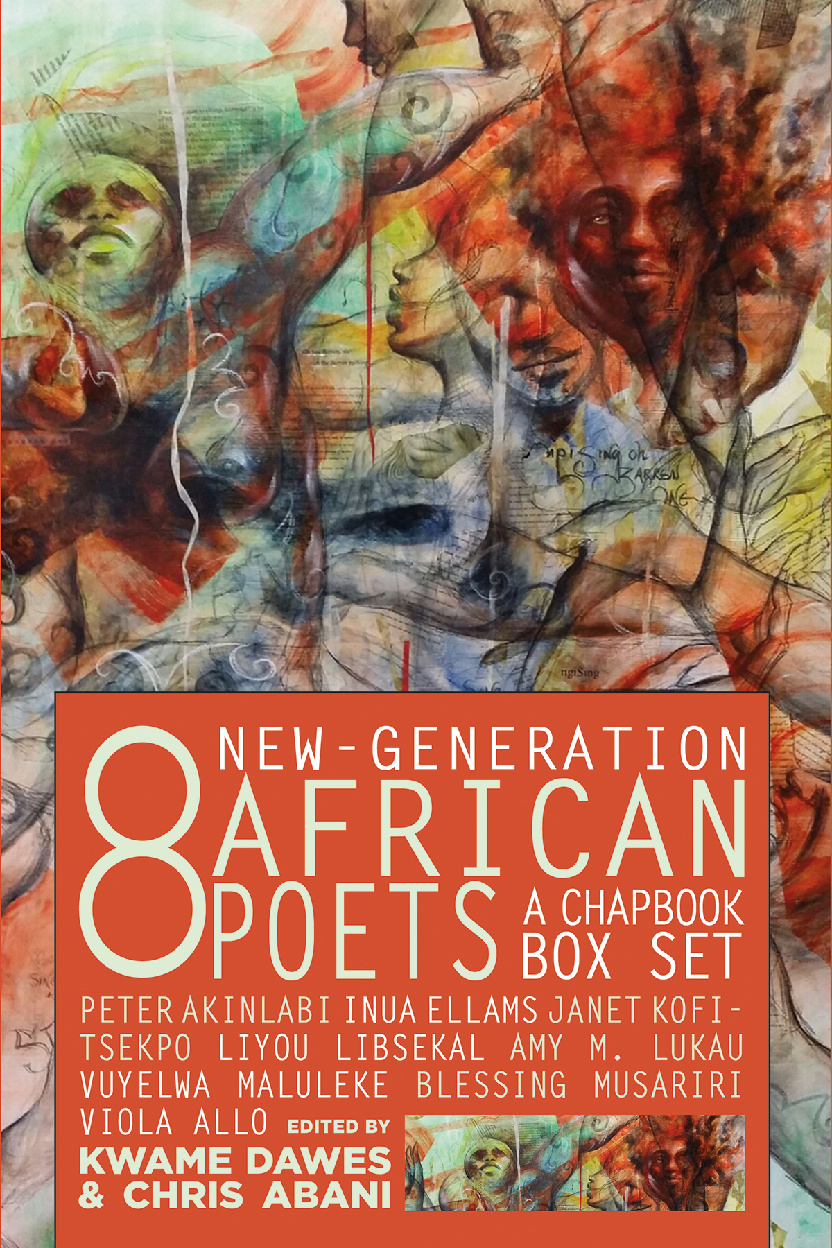African Poetry Book Fund | Eight New-Generation African