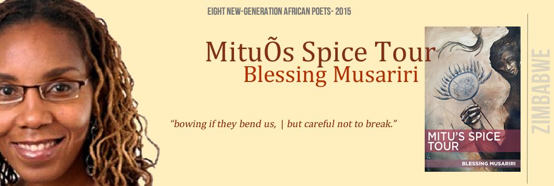 Blessing Musariri- MituOs Spice Tours