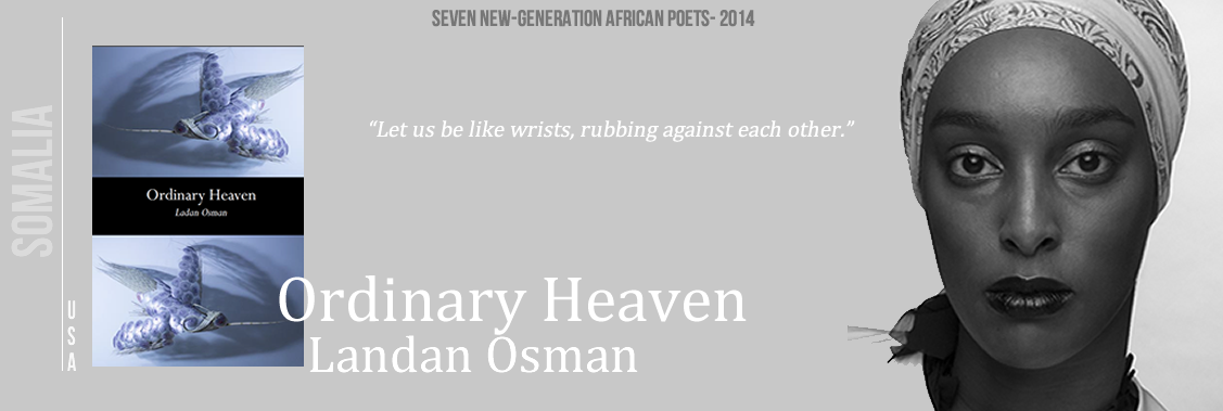 2014 Glenna Luschei Prize for African Poetry - Winner