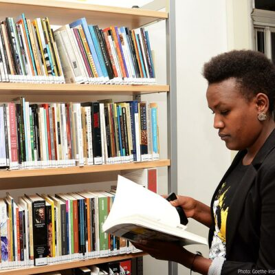 African Poetry Library Launch