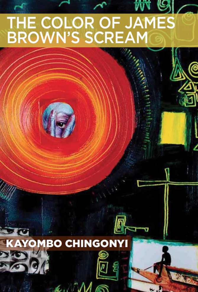 <h3>The Color of James Brown's Scream | Kayombo Chingonyi </h3>