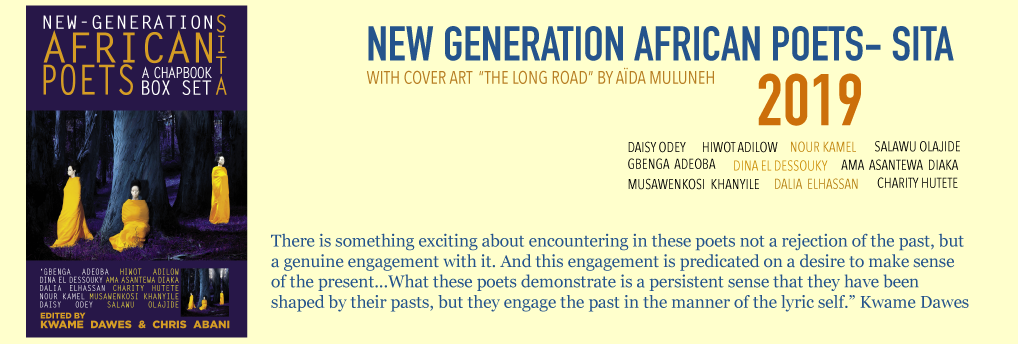 New Generation African Poets- SITA